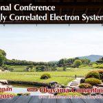 2019SCES(強相関電子系国際会議)
